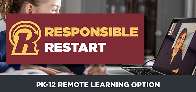 Responsible Restart image for Remote Learning Protocol Linking to pdf